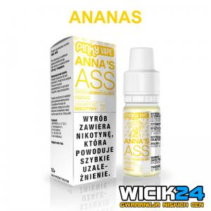 Liquid PINKY VAPE 10ml  ANNA`S ASS ANANAS