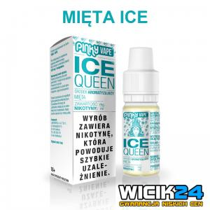 Liquid PINKY VAPE 10m ICE QUEEN