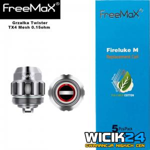 Grzałka do Twister FreeMax Mesh 0,15 ohm