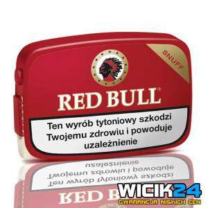 TABAKA Red Bull Strong 10g (Panel Hurtowy)